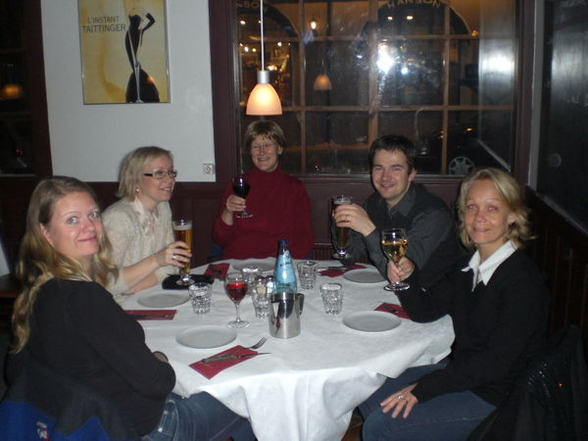 Middag onsdag på Wersens, Foto: Servitøren